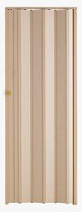 Porta Sanfonada sob medida cor BEGE ARAFORROS - fabricamos porta sanfonada sob medida , consulte nosso departamento de vendas