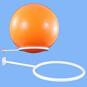 Suporte individual para Bola de Pilates