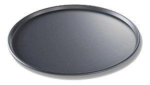 Forma Assadeira Redonda P/ Pizza De 36cm Antiaderente Grande