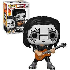 Boneco Funko Pop! Rocks Kiss The Spaceman 123