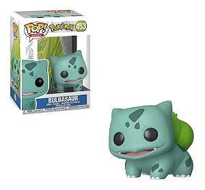 Boneco Pop Funko Pokemon Bulbasaur 453