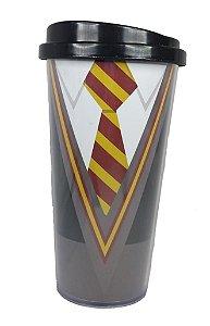 Copo Térmico Filme Personagens Harry Potter Uniforme Gravata