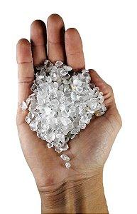 250g De Pedra Rolada Cascalho Cristal Natural Chakra