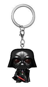 Chaveiro Funko Pop - Star Wars - Boneco Darth Vader