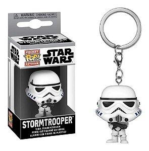 Chaveiro Funko Pop Star Wars Boneco Stormtrooper