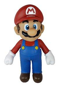 Boneco Super Mario Bros Grande Nintendo