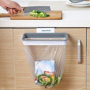 Suporte Para Saco De Lixo - Porta Saco Para Cozinha