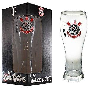 Copo de cerveja e chopp do Corinthians Timão 680ML