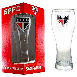 Copo cerveja e chopp do São Paulo Tricolor 680ML