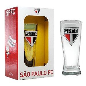 Copo cerveja e chopp do do São Paulo 300 ML