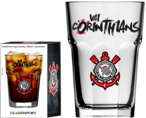 Copo Country Vai Corinthians - 400ml
