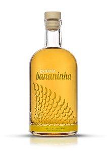 Cachaça Bananinha D'gusta 750 Ml - Licor