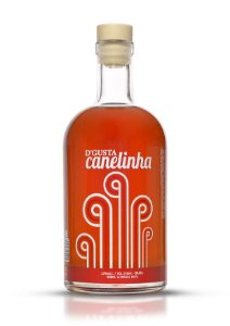 Cachaça Canelinha D'gusta 750 Ml - Licor