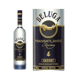 Vodka Russia Beluga Noble 700ml - Special Edition Transatlantic Racing