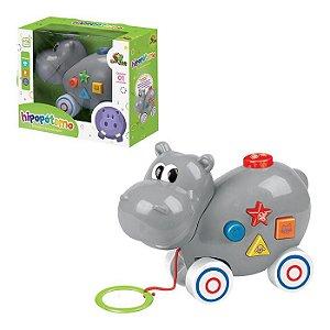 Baby Hipopótamo Musical Diversão E Aprendizagem