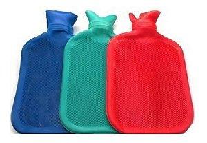 Bolsa Termica Compressa Água Quente Fria Dor Colica 1,8 Lts