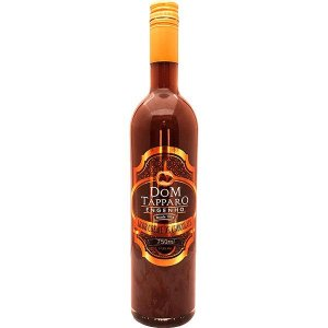 Licor De Cachaça Dom Tápparo Creme Chocolate 750ml