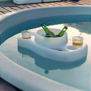 Aquabar Mesa Bar Piscina Flutuante Térmico Usare Us-05