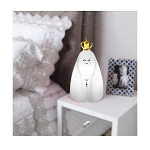 Luminária Abajur Nossa Senhora Aparecida Decorfun Original