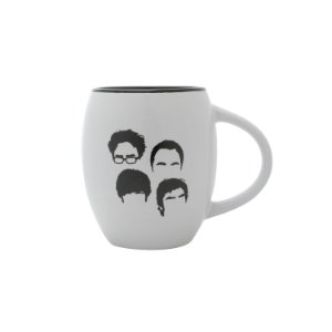 Caneca De Porcelana - The Big Bang Theory - Bulging