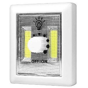 Luminaria Led Interruptor Dimerizável Iluminação P/ Móveis