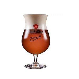 Taça De Cristal Copo De Cerveja Dado Bier Belgian Ale 645ml