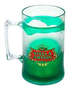 Caneca De Gel Stella Artois 410 Ml Congelável - Cerveja