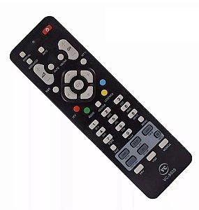 Controle Remoto Compatível Receptor Net Tv Digital