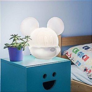 Luminária Abajur De Mesa Mickey Usare Disney