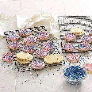 Grade Antiaderente P/ Resfriamento Bolo Cookie Biscoito Pães