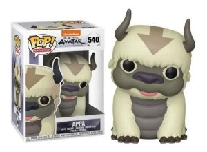 Funko Pop Avatar The Last Airbender Appa 540