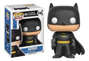 Funko Pop! Dc Comics - Batman Super Heroes 144
