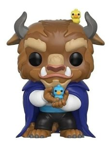 Boneco Funko Pop Disney Bela E A Fera The Beast Bt 239