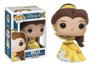 Boneco Funko Pop Disney Princesas Dancing Belle Bela 221