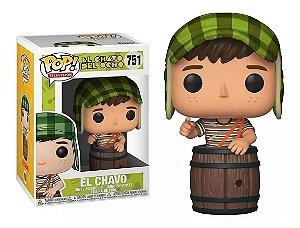 Boneco Pop Funko Television El Chavo Del Ocho - Chaves 751
