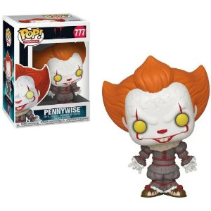 Boneco Funko Pop It Chapter 2 Pennywise Open Arms 777