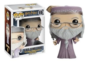Boneco Funko Pop Movies Harry Potter Albus Dumbledore 15