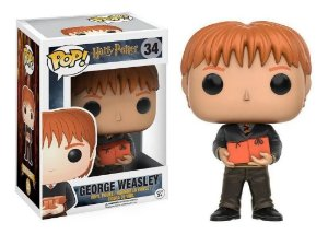 Boneco Funko Pop Harry Potter George Weasley 34