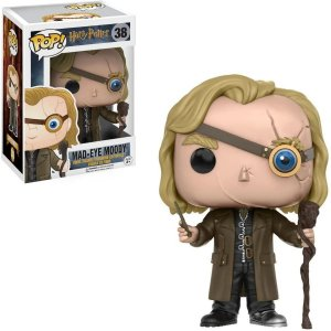 Boneco Funko Pop! Harry Potter Mad Eye Moody 38