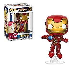 Boneco Funko Pop Marvel Avengers Homem De Ferro Iron Man 285