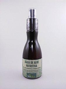 Água de Aloe Nutritiva