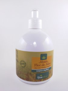 Sabonete Flor de Aloe