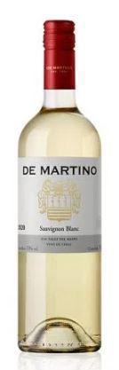 VINHO BRANCO CHILENO DE MARTINO - SAUVIGNON BLANC 2020 750ml