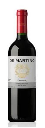 VINHO TINTO CHILENO DE MARTINO - CARMENERE 2019 750ml