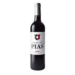 Vinho Tinto Português Castelo De Pias Alentejo 750ml