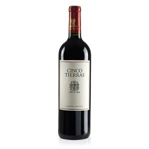 Vinho Cinco Tierras Reserva Merlot 750ml Tinto Argentino