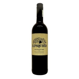 Vinho Tinto Sul Africano Elephant Bush Sucullent Red 750ml