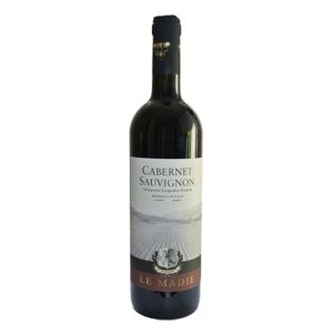 Vinho Tinto Italiano Le Madie Cabernet Sauvignon Veneto 750ml