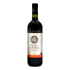 Vinho Tinto Italiano Le Madie Terre Siciliane Nero D'Avola I.G.T. 750ml