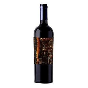 Vinho Tinto Chileno Pucon Gran Reserva Cabernet Sauvignon E Syrah 750ml